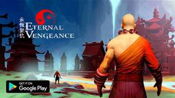 A screenshot of the Eternal Vengance game