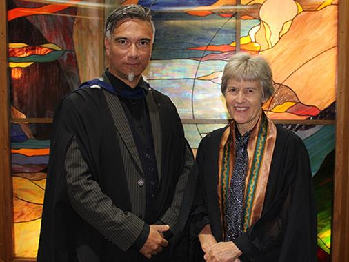 UCOL Honours Award recipients