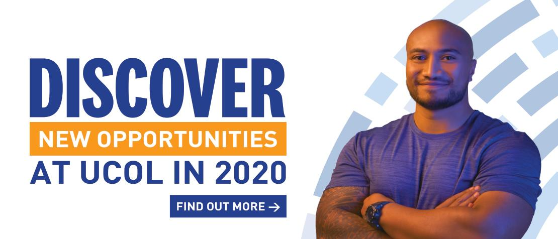 Discover New Opportunity 2020