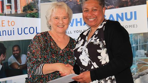 UCOL Whanganui students awarded scholarships