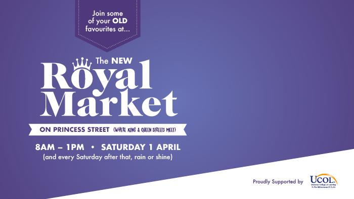 Royal Market graphic