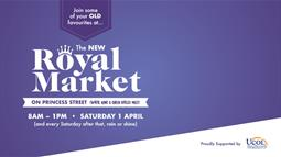 The NEW Royal Market graphic