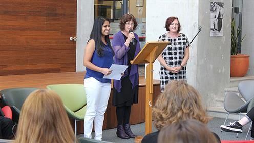 Palmerston North UCOL scholarship ceremony