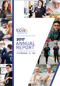 UCOL's Annual Report
