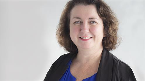 A photograph of UCOL Head of School Dr Bridget Percy.