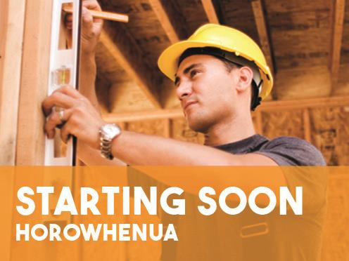 Programmes starting soon at UCOL Horowhenua