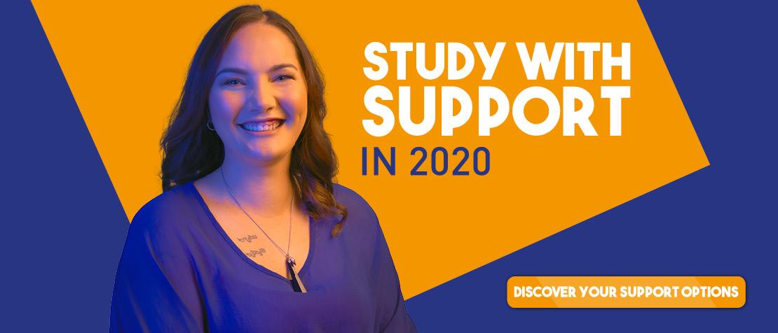 Study with Support