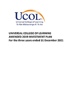UCOL Investment PLan