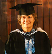 UCOL Honorary Fellow Joan Chettleburgh