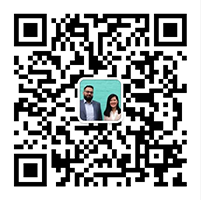 UCOL's International Student Support Wechat account QR code